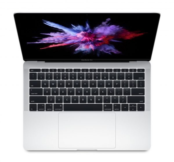 macbook pro retina 2016 silver 13 inch